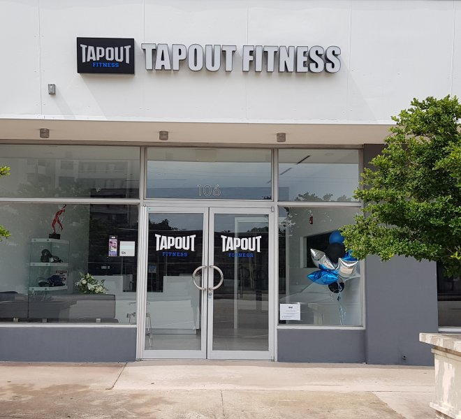 Tapout Fitness Coral Gables - Gorgeous New Studio