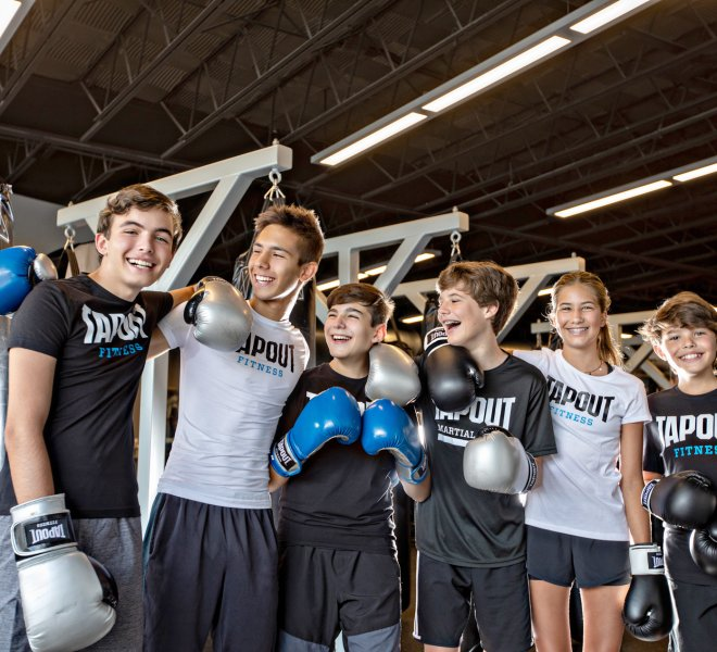 Kids Classes at Tapout Fitness Coral Gables