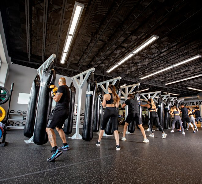 Tapout Fitness Coral Gables - Results-oriented workouts that are fun and energetic.